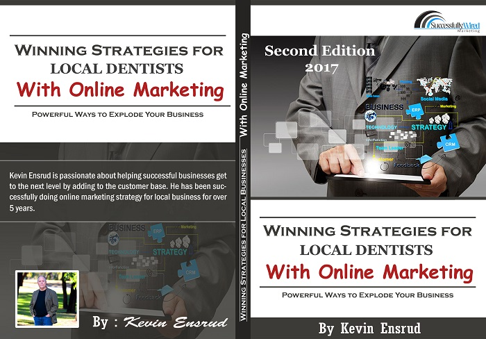 Book Cover Success for Local Dentists